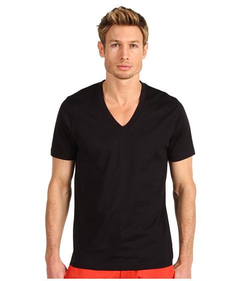 Tricouri adidas - M Classics V-Neck - Black