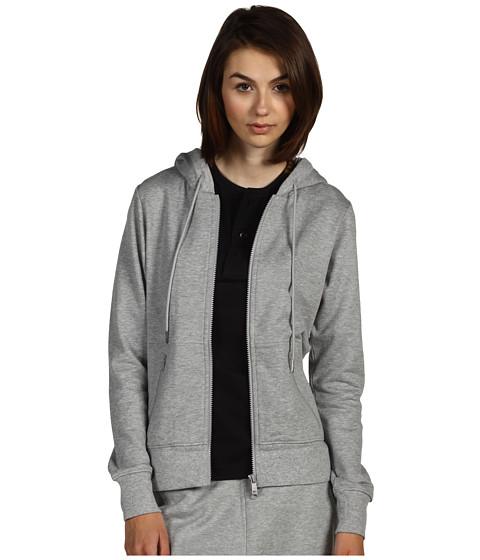 Bluze adidas - W FT Wings Hoody - Y-3 Medium Grey Heather/Y-3 Natural