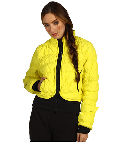 Bluze adidas - ES Padded Jacket Z01735 - Prime Yellow/Black