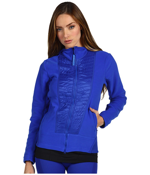 Bluze adidas - WS Performance Fleece X51703 - Cobalt