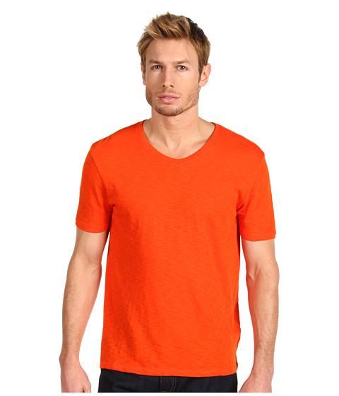 Tricouri Vince - Short Sleeve V-Neck Tee - Citrine