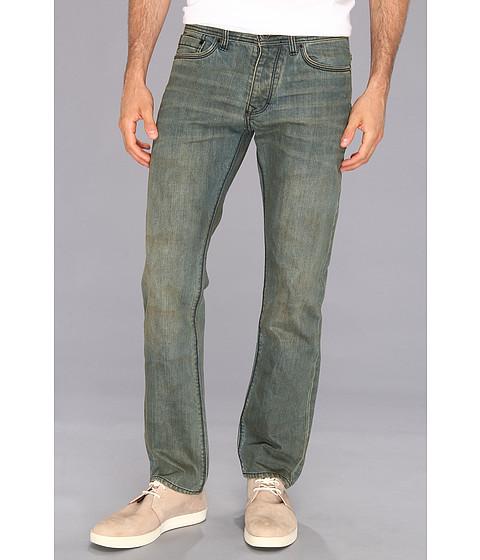 Pantaloni Calvin Klein - Slim Straight Petrol - Dark Wash
