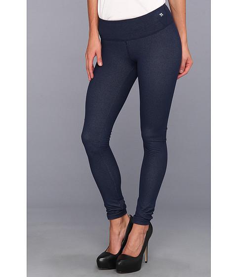 Pantaloni BCBGMAXAZRIA - Ibiza Legging - Dark Ink