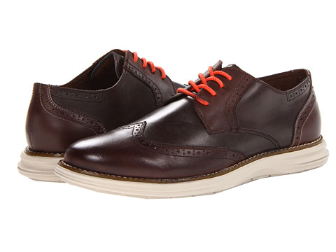 Pantofi Stacy Adams - Armstrong - Brown Smooth Leather