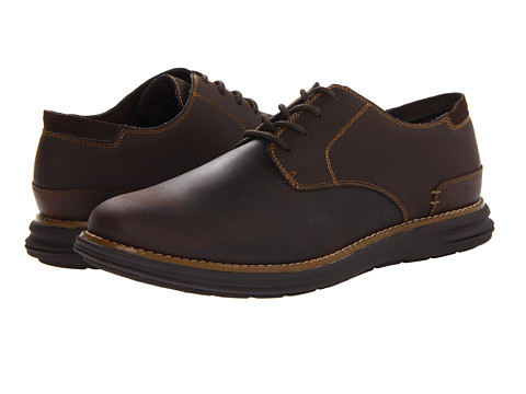 Pantofi Stacy Adams - Ashby - Brown Crazyhorse Leather