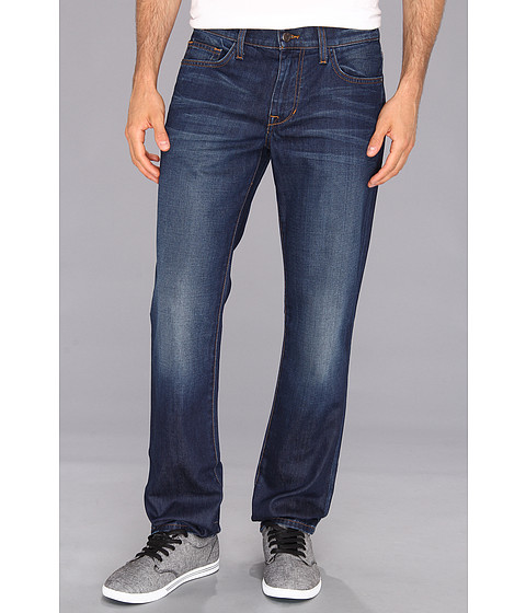 Blugi Joes Jeans - Briston - Straight & Narrow in Emmerson Medium/Dark Blue - Emmerson Medium/Dark Blue