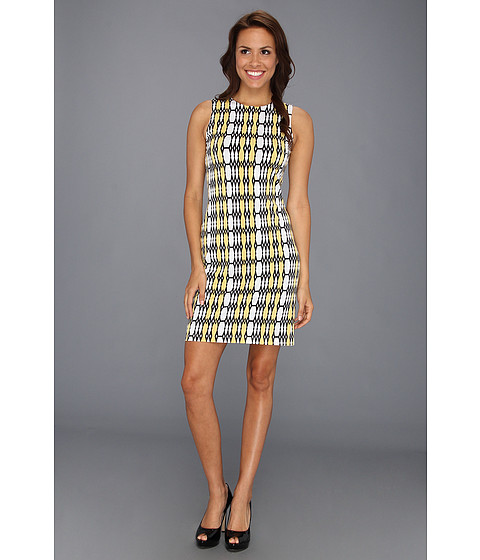 Rochii Karen Kane - Sunset Junction Dress - Print