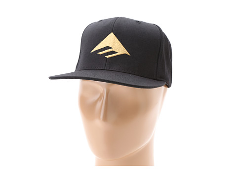 Sepci Emerica - Lipslider Starterî Hat - Black