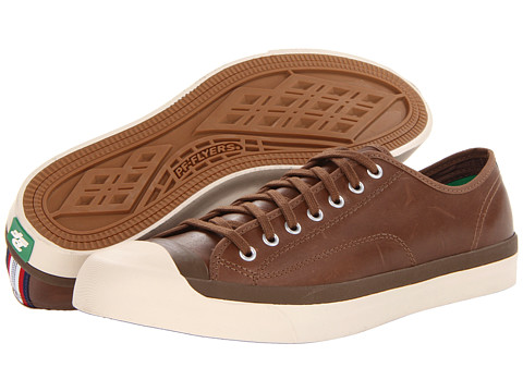 Adidasi PF Flyers - All Court - Leather - Brown Leather