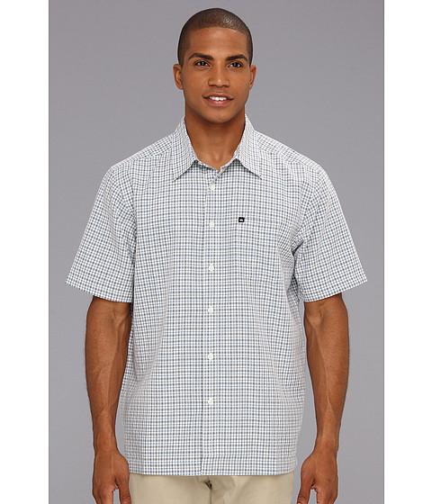Camasi Quiksilver - Rusty Chain S/S Shirt - Blue