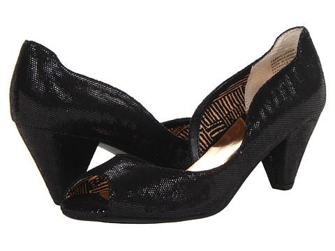 Pantofi Seychelles - Solve My Problems - Black Exotic