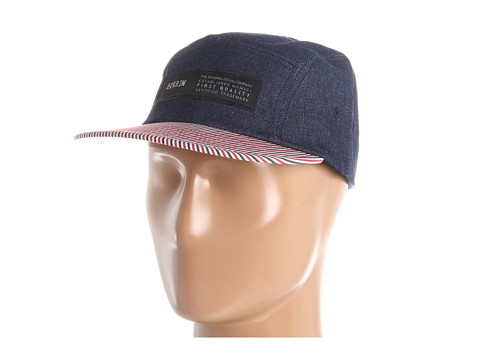 Sepci KR3W - Refused 5 Panel - Red/Navy/White