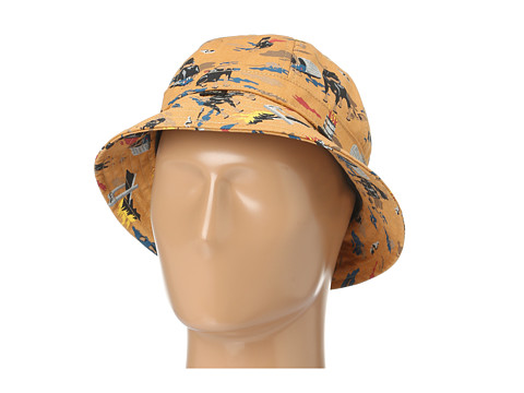 Sepci Obey - City Hunting Bucket Hat - Cathay Spice