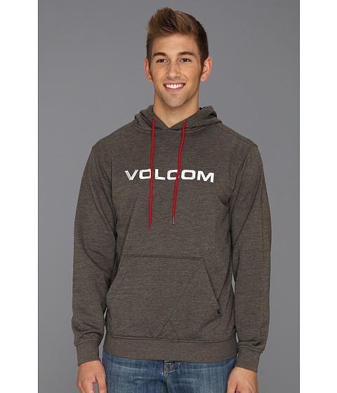 Bluze Volcom - Straightup Fleece - Charcoal