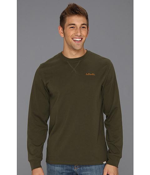 Bluze Vans - Hodgdon L/S Pullover - Forest Night