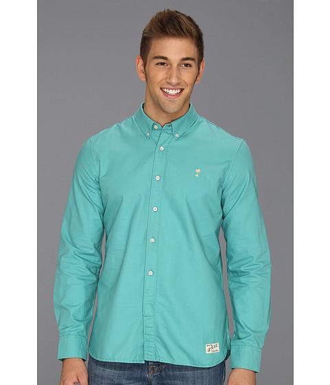 Bluze Vans - Meeker L/S Woven - Agate Green