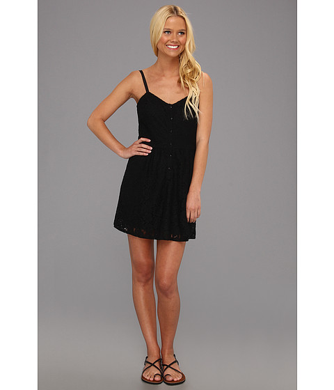 Rochii Volcom - Not So Classic Lace Dress - Black