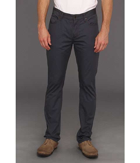 Pantaloni John Varvatos - Bowery Twill Pant - Night Shadow