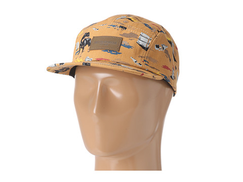 Sepci Obey - City Hunting 5 Panel - Cathay Spice