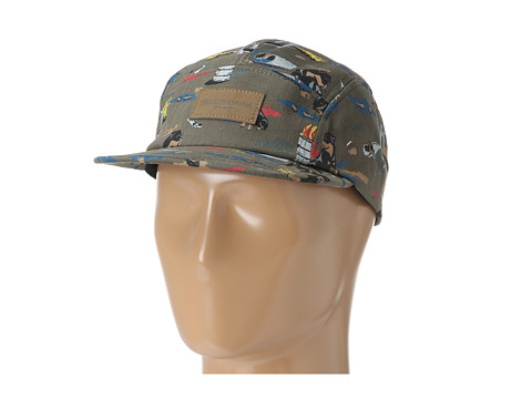 Sepci Obey - City Hunting 5 Panel - Dark Olive