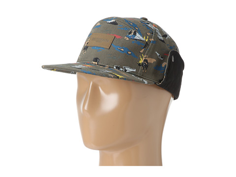 Sepci Obey - City Hunting Field Hat - Dark Olive