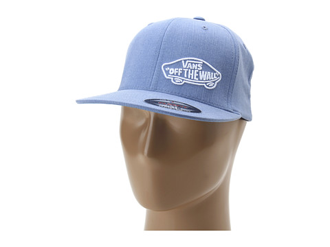 Sepci Vans - Suiting Style FlexFit Cap - Blue Slub