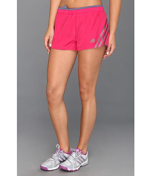 Pantaloni adidas - Supernova Glide Short - Blast Pink/Shade Grey