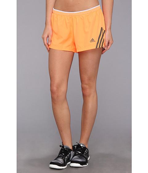 Pantaloni adidas - Supernova Glide Short - Glow Orange/Glow Purple