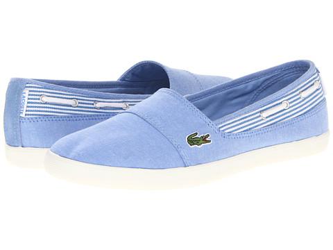 Adidasi Lacoste - Marice US VIN - Light Blue/Light Blue