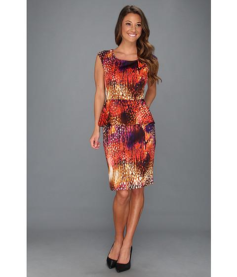Rochii rsvp - Talby Dress - Purple Multi