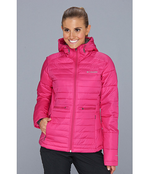 Jachete Columbia - Powder Pillow Jacket - Deep Blush