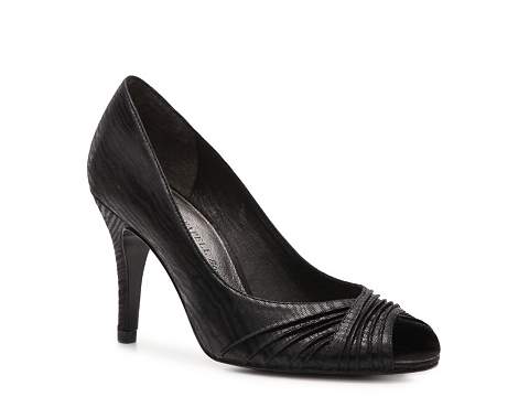 Pantofi Adrianna Papell Boutique - Fanatic Pump - Black