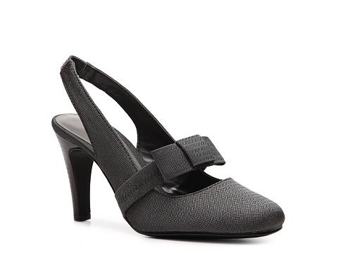 Pantofi Ann Marino - Laughter Slingback Pump - Grey