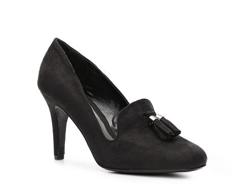 Pantofi Ann Marino - Lolly Pump - Black