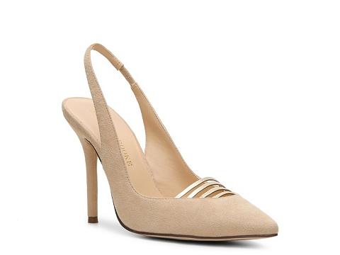 Pantofi Audrey Brooke - Sabina Pump - Beige