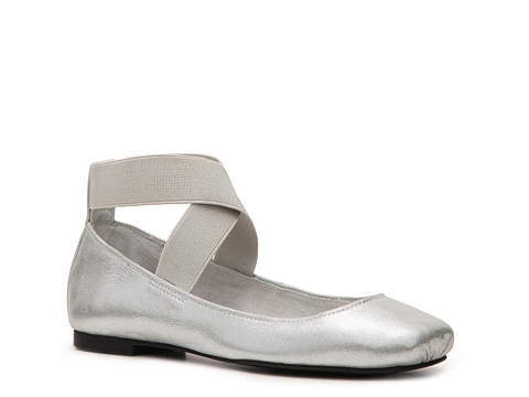 Balerini Audrey Brooke - Pierre Flat - Silver
