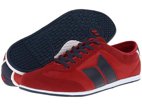 Adidasi Macbeth - Brighton - Muted Red/Ensign/Vegan
