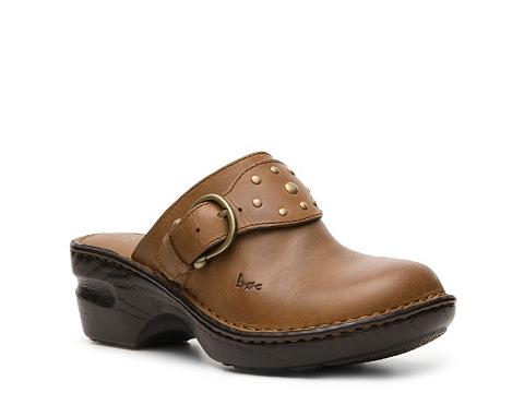 Pantofi b.o.c - . Abby Clog - Tan