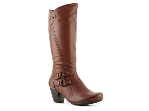 Pantofi Bare Traps - Hansel Boot - Brown