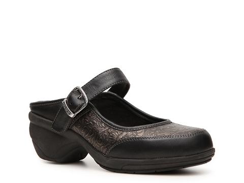 Pantofi White Mountain - Hayride Clog - Black