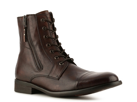 Ghete Kenneth Cole Reaction - You Are The Man Boot - Brown