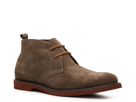 Ghete Kenneth Cole Reaction - Red About It Chukka Boot - Beige