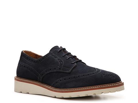 Pantofi Kurt Geiger - KG  Newman Wingtip Oxford - Navy Blue