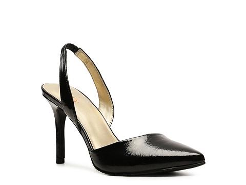 Pantofi Levity - Maria Pump - Black