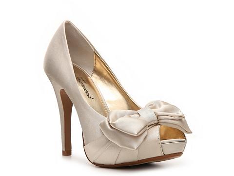Pantofi Lulu Townsend - Valentine Pump - Ivory