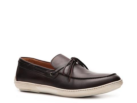 Pantofi Mike Konos - Giuseppe Boat Shoe - Espresso