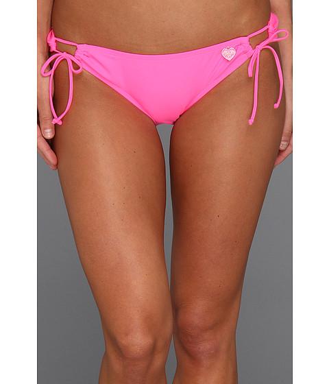 Costume de baie Body Glove - Super Brights Loop Surf Rider Bottom - Neon Pink