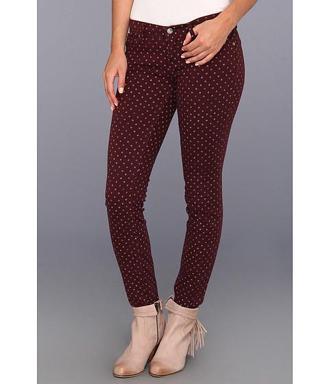 Blugi Roxy - Sunburners Skinny Fit Jean - Decadent Chocolate Print
