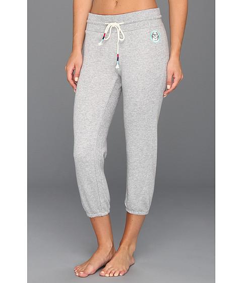 Pantaloni Roxy - Temporary Pass Fleece Pant - Heritage Heather
