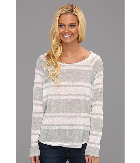 Bluze Splendid - Raglan Pullover - White